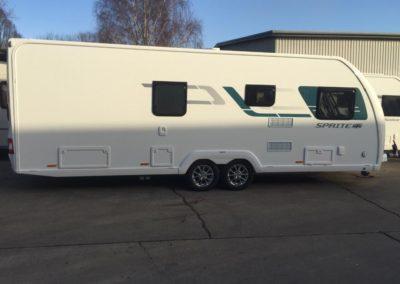 caravan motorhome full valet service 1